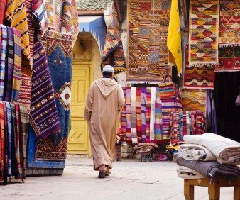Cultural tours to Morocco from Spain