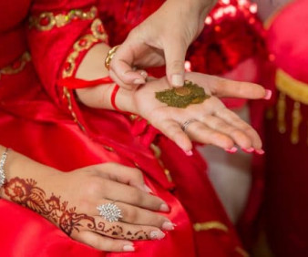 Moroccan Jews Henna ceremony and weddings