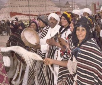 Berber music and cultural expeditions to Morocco