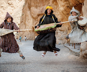 Tribal Music Tours to Morocco