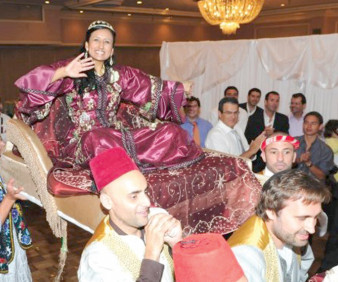 Jewish weddings and music tours to Morocco