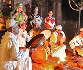 Culture and music expedition to Morocco for small groups