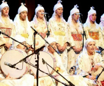 Women tours for music and dance to Morocco