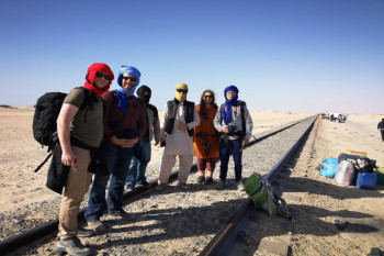 Truck overland tours to Mauritania