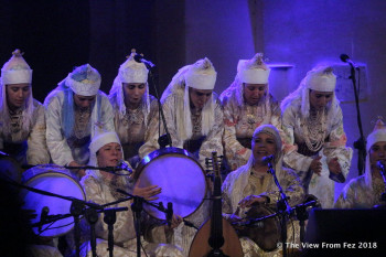 Fez festival of Sufi culture group tours
