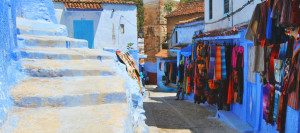Tourism in Morocco and Spain
