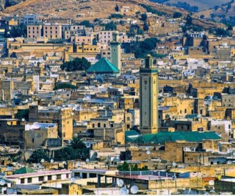 Small group tour of historic Medina of Fez