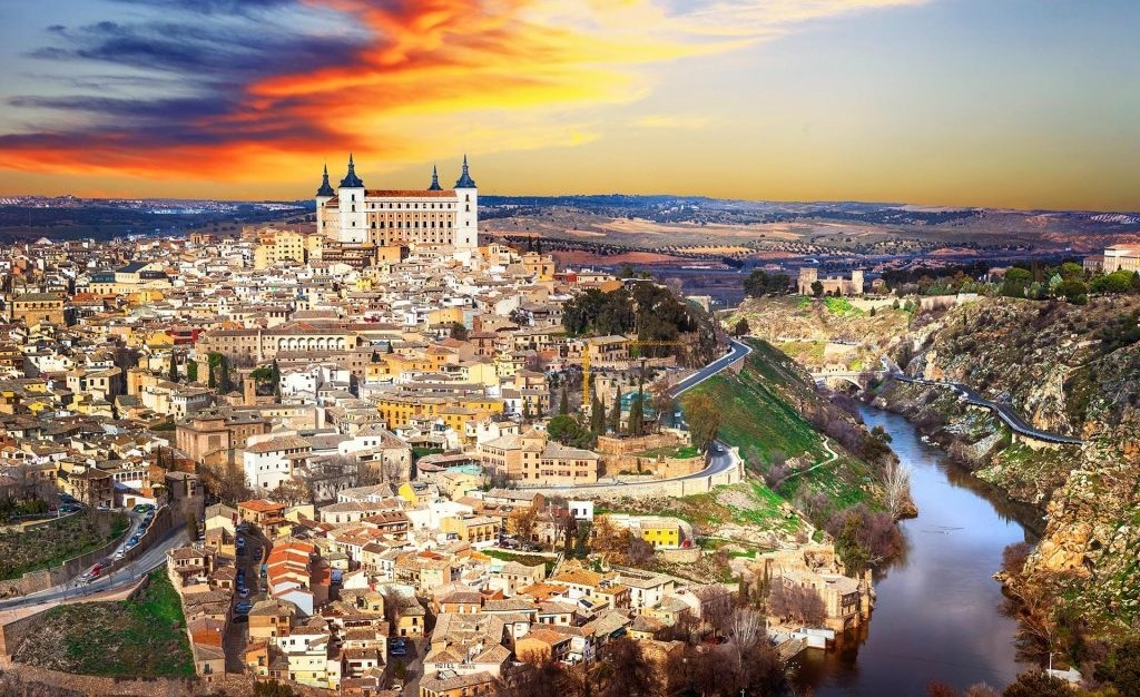 Spain small group tours
